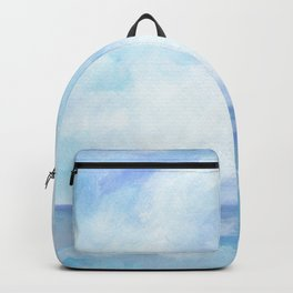Warm Fall Days - Tropical Ocean Seascape Backpack