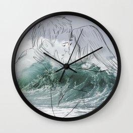 BB KISS Wall Clock