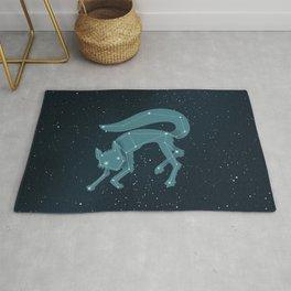 Star Fox (Vulpes astra) Rug