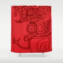Turlupin Shower Curtain