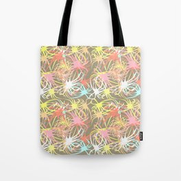 Connectivity - Neutral Tote Bag