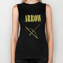 'Arrow' parody from Nirvana design Biker Tank