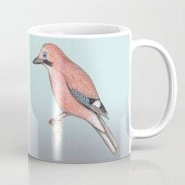 Eurasian jay Coffee Mug