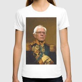 Bernie Sanders 19th Century Painting T-shirt