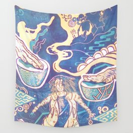 Feel of the Beat Wall Tapestry