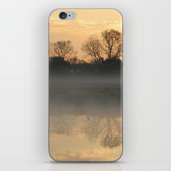 Morning Mist iPhone & iPod Skin