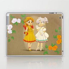 Retro Sailor Galaxia & Cosmos Laptop & iPad Skin