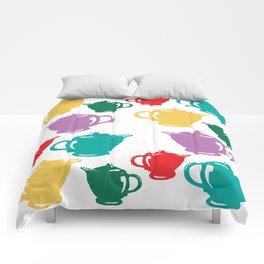 Favoriteware Teapots Comforters