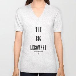 The Big Lebowski Unisex V-Neck
