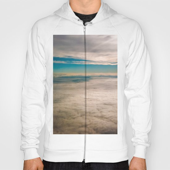 More then clouds Hoody