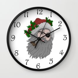 Sailor Claus Wall Clock