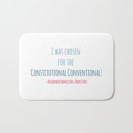 CONSTITUTIONAL CONVENTIONAL Bath Mat