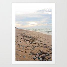 A Stones Throw ... Art Print