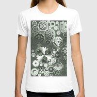 gears of war T-shirts featuring Steel gears by Gaspar Avila
