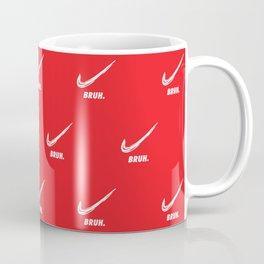 Nikes Bruh. Coffee Mug