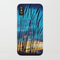 western iPhone & iPod Cases featuring Western Sky by Melanie Ann