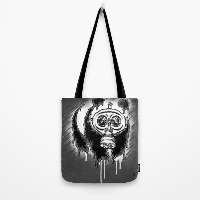Choked Panda Tote Bag
