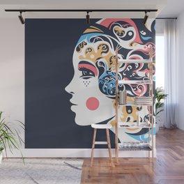 Beauty Wall Mural
