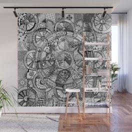 Mandala 4 Wall Mural