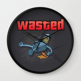 Wasted Wall Clock