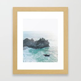 Island Of Paradise Framed Art Print
