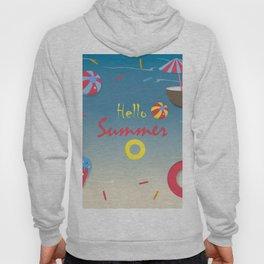 Hello Summer Hoody