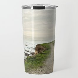 California Coast Trail Travel Mug
