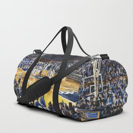Tip-off, UNC at Duke Duffle Bag