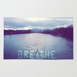 Breathe in the Beauty of Nature Rug