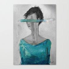 m. wonderwall Canvas Print