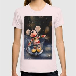 Lost In Space Mickey - Found Again T-shirt