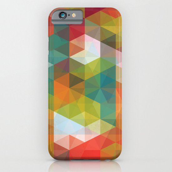 Transparent Cubism iPhone & iPod Case