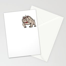 Stand Up For The Underdog   Those who need your support Stationery Cards