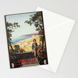 Varazze Italy 1920s Stationery Cards