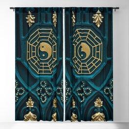 Yin Yang Blackout Curtain