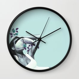 Soap Stroker Wall Clock