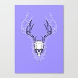 Desert Dream // Lilac Canvas Print