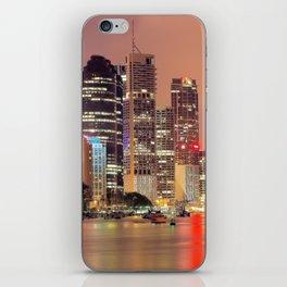 Brisbane City iPhone Skin