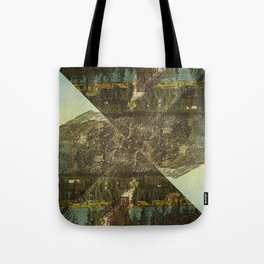 Uncle Mountain Tote Bag