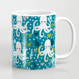 Cute Octopus Coffee Mug