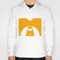 basketball Hoodies featuring BASKETBALL by AURA-HYSTERICA