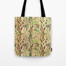 Jungle Totem Tote Bag