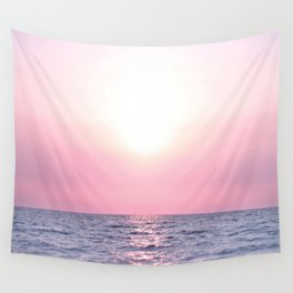 Calming Sea view Wall Tapestry
