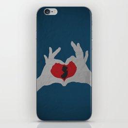 I  Heart NJ iPhone Skin