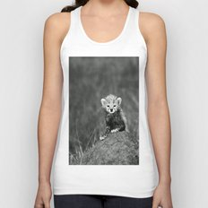 BABY - TIGER - NATURE - LANDSCAPE - ANIMALS Unisex Tank Top