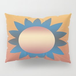 Golden Sunset 2 Pillow Sham