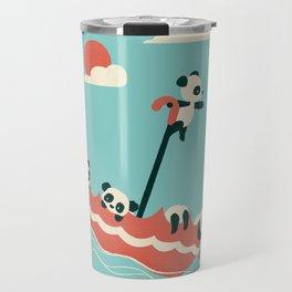 Float On Travel Mug