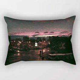 post rain set Rectangular Pillow