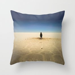 Offworld Imperfection Throw Pillow