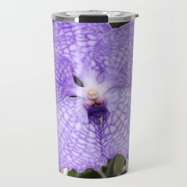 Purple Orchid Travel Mug